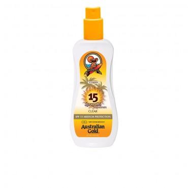 Australian Gold - SUNSCREEN SPF15 spray gel 237 ml