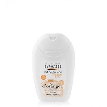 Byphasse - Gel de ducha flor de naranjo y leche de almendra dulce 500ml