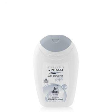 Byphasse - Gel de ducha té blanco 500ml