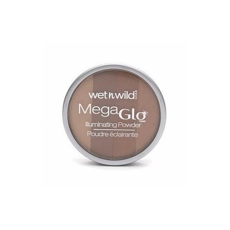 Wet n Wild - Polvos Iluminadores MegaGlo 348: Starlight Bronze