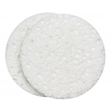 QVS - 2 Esponjas de Limpieza Facial
