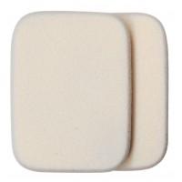 QVS - 2 Esponjas Rectangulares de Maquillaje