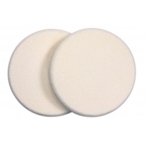 QVS - 2 Esponjas Redondas de Maquillaje