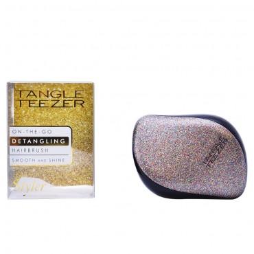 Tangle Teezer Compacto - Cepillo especial para desenredar - Glitter Gem