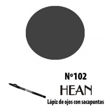 Hean - Lápiz de Ojos con Sacapunta 102