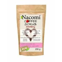 Nacomi - Exfoliante corporal de café - Fresa