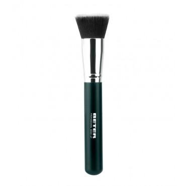 Beter - Brocha para base de maquillaje de corte plano