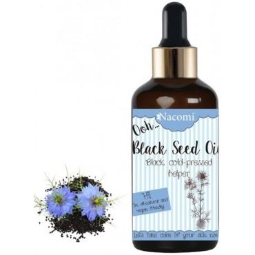 Nacomi - Aceite puro de Comino Negro prensado en frío