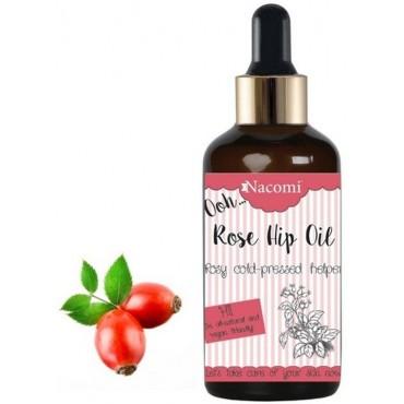 Nacomi - Aceite puro de Rosa Mosqueta prensado en frío