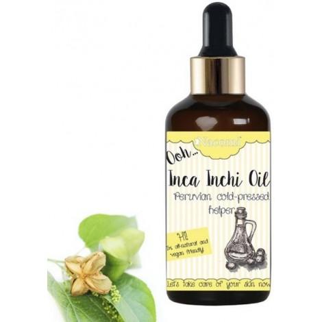 Nacomi - Aceite puro de Inca Inchi prensado en frío