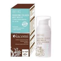 Nacomi - Crema facial de día con aceite de Marula prensado en frío