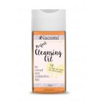 Nacomi - Desmaquillante facial en aceite - Piel normal y mixta