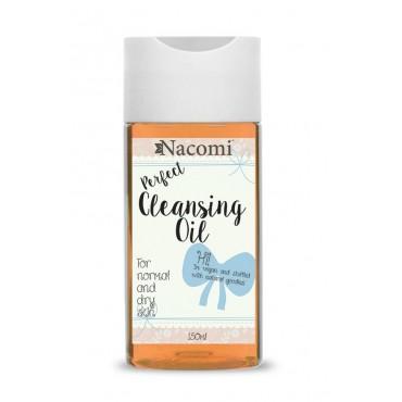 Nacomi - Desmaquillante de aceite. Piel normal y seca