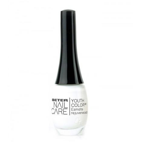 Beter - Esmalte de uñas Rejuvenecedor Youth Color - 061: White French Manicure