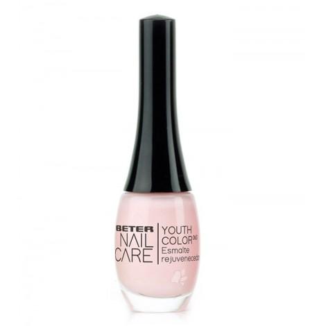 Beter - Esmalte de uñas Rejuvenecedor Youth Color - 062: Beige French Manicure