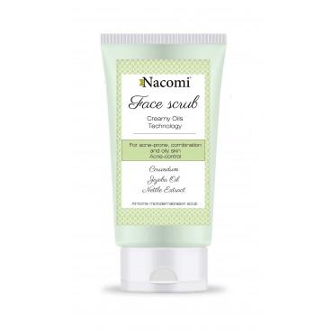 Nacomi - Exfoliante facial Acne Control