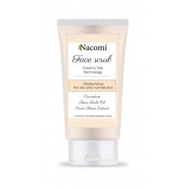 Nacomi - Exfoliante Facial Hidratante