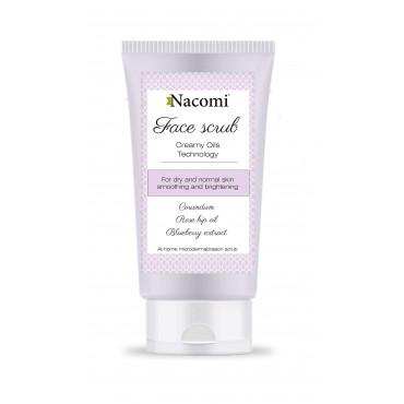 Nacomi - Exfoliante Facial iluminador y efecto alisante