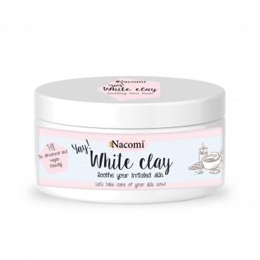 Nacomi - Mascarilla facial y corporal calmante de arcilla blanca