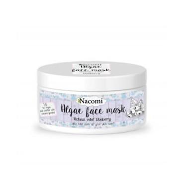 Nacomi - Mascarilla facial de Algas con Arándanos y vitamina C