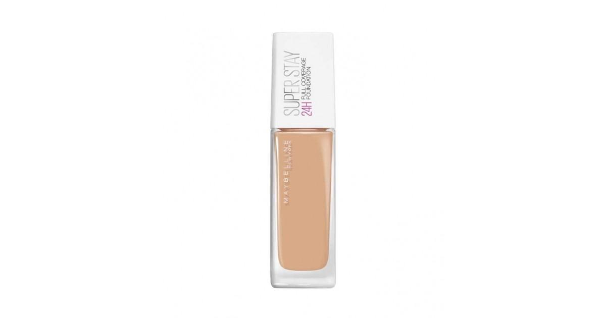 Maybelline - Base de Maquillaje SuperStay 24H Cobertura Total - 30: Sand