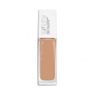 Maybelline - Base de Maquillaje SuperStay 24H Cobertura Total - 32: Golden