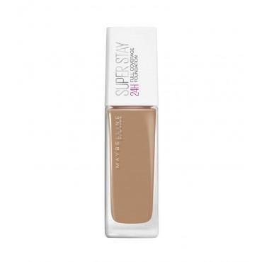Maybelline - Base de Maquillaje SuperStay 24H Cobertura Total - 34: Soft Bronze