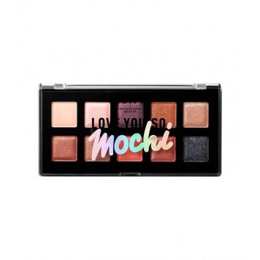 Nyx Professional Makeup - *Love You So Mochi* - Paleta de Sombras de ojos - LYSMSP02: Sleek and Chic