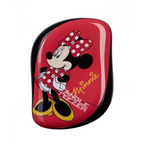 Tangle Teezer Compacto - Cepillo especial para desenredar - Minnie Mouse Rosie Red