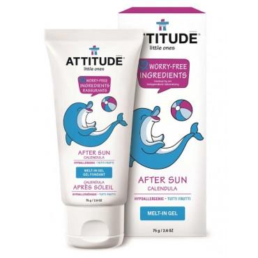 Attitude - After Sun Calendula - Tutti Frutti 75g