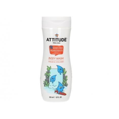 Attitude - Gel de Ducha & Baño - Little Ones