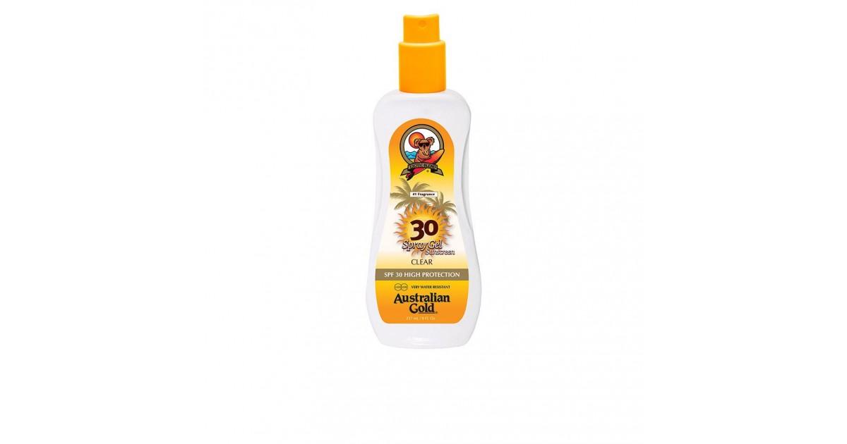 Australian Gold - SUNSCREEN SPF30 - Spray gel