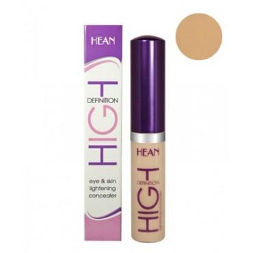 Hean - Corrector Iluminador Ojos y Rostro High Definition 102 NATURAL