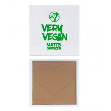 W7 - *Very Vegan* - Polvos Bronceadores Matte - Sun-Kissed