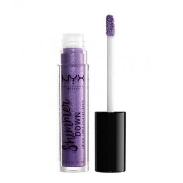 Nyx Professional Makeup - Brillo de labios Shimmer Down - SDLV11: Fortune Teller