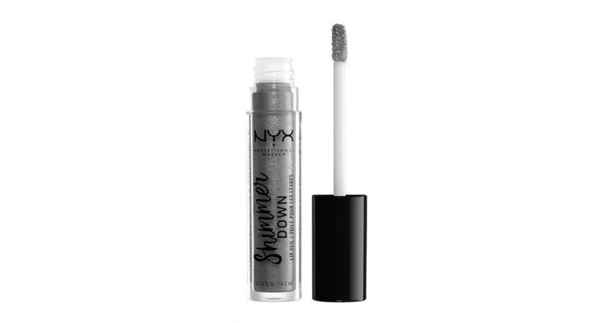 Nyx Professional Makeup - Brillo de labios Shimmer Down - SDLV10: Goth Love
