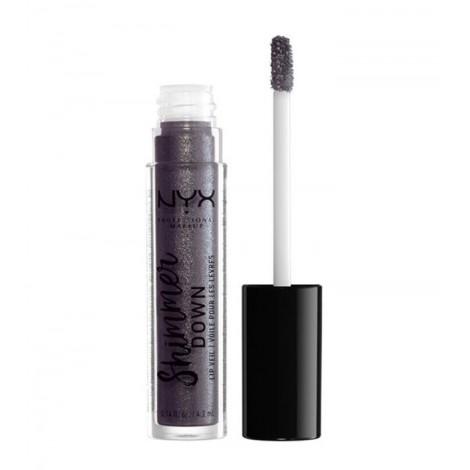 Nyx Professional Makeup - Brillo de labios Shimmer Down - SDLV09: What The Punk
