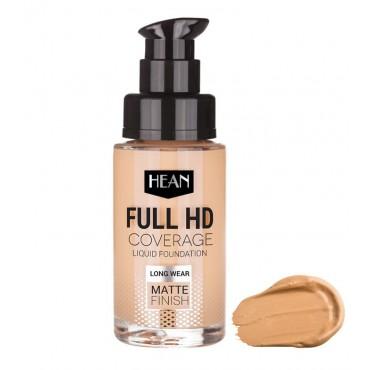 Hean - Base de maquillaje Full HD - 702: Nude