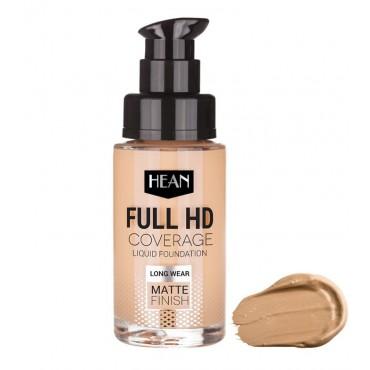 Hean - Base de maquillaje Full HD - 703: Natural