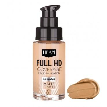 Hean - Base de maquillaje Full HD - 704: Tiramisu