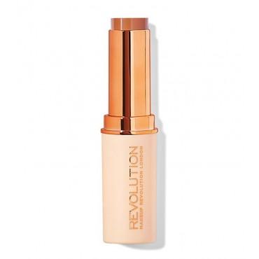 Makeup Revolution - Base de maquillaje en Stick Fast Base - F13