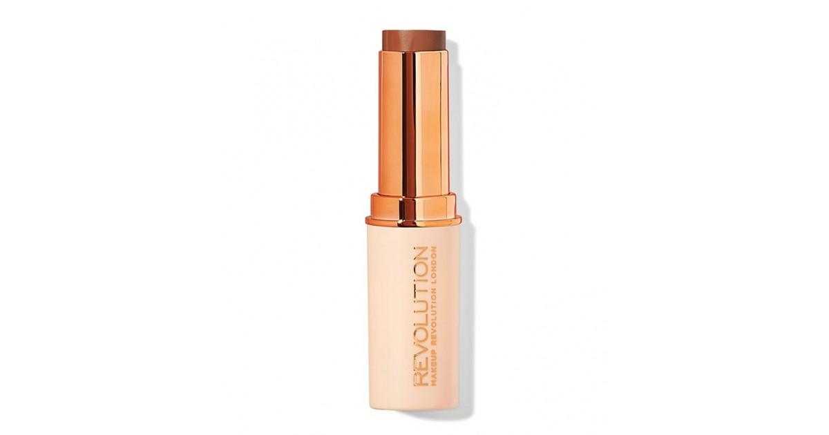 Makeup Revolution - Base de maquillaje en Stick Fast Base - F14