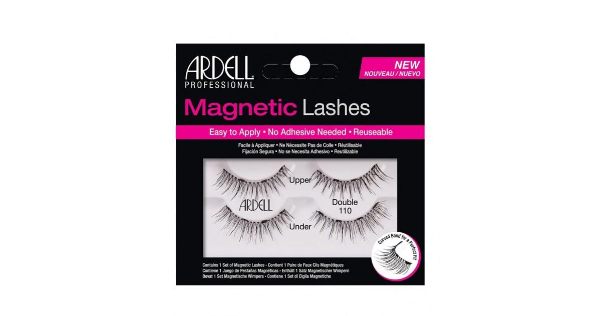Ardell - Pestañas postizas Magnetic Lashes - 110: Double