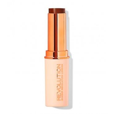 Makeup Revolution - Base de maquillaje en Stick Fast Base - F18