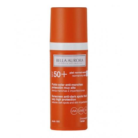 Bella Aurora - Gel crema solar anti-manchas PS. SPF50
