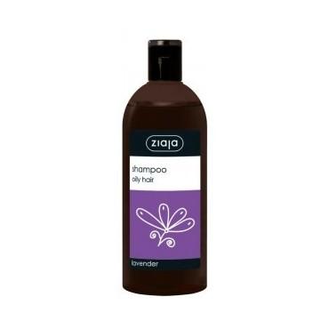 Ziaja - Lavanda - Champú para cabello graso - 500ml