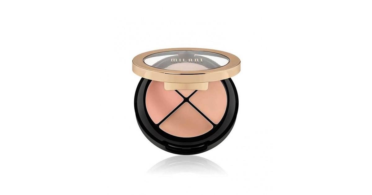 Milani - Paleta de correctores Conceal + Perfect All in One - 02: Light to Medium