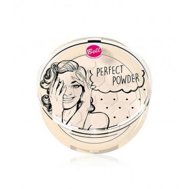 Bell - Perfect Powder - Polvos compactos - 01: Banana Story