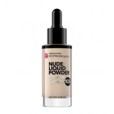 Bell - Hypo - Nude Liquid Powder - Base de Maquillaje Hipoalergénica - 02: Light Beige