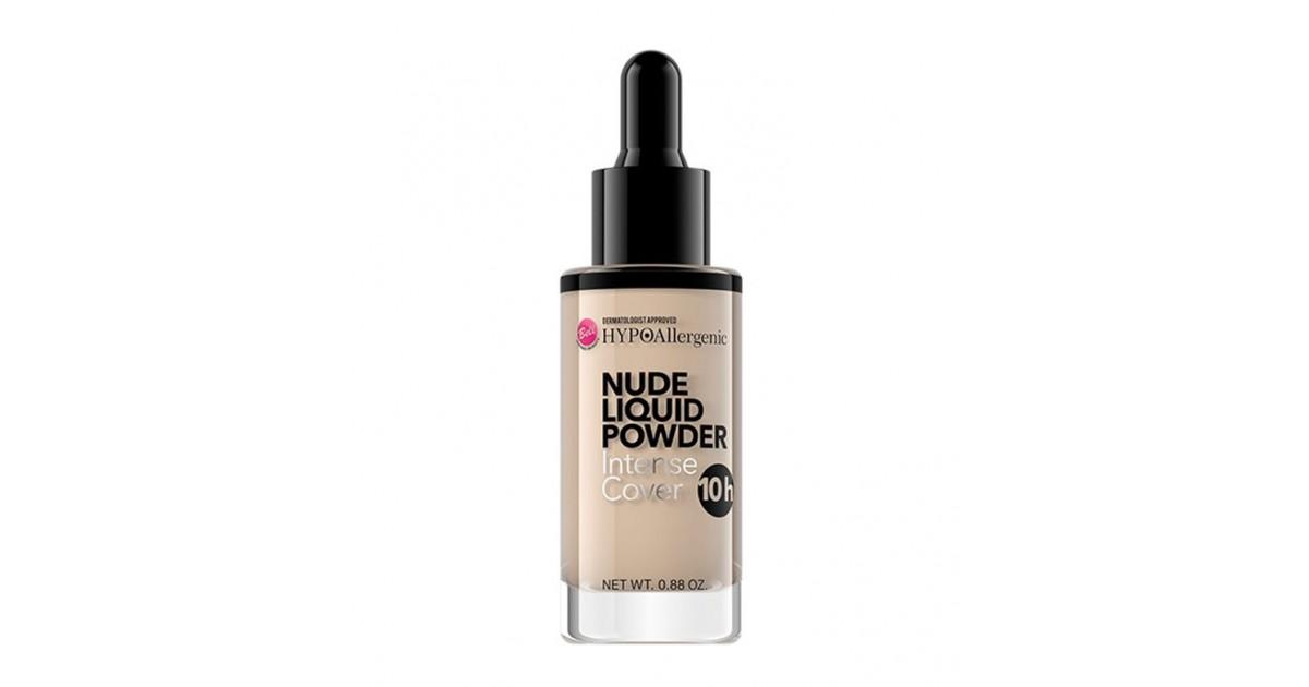 Bell - Base de Maquillaje Hipoalergénica Nude Liquid Powder - 02: Light Beige